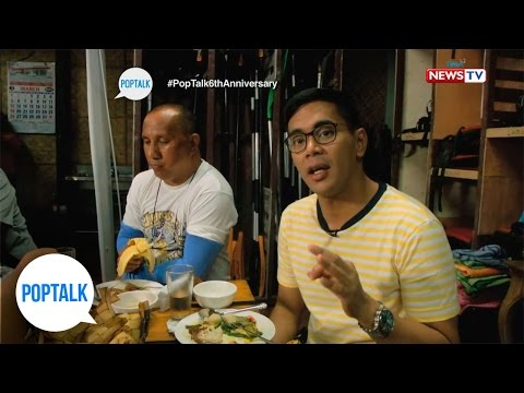 PopTalk: Food trip and firefly gazing in Maribojoc, Bohol