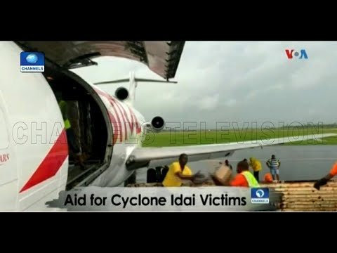 Aid Operation Underway For Cyclone Idai Victims |Africa 54|