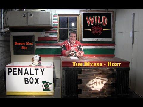 Minnesota Wild After Dark 11:14:2016