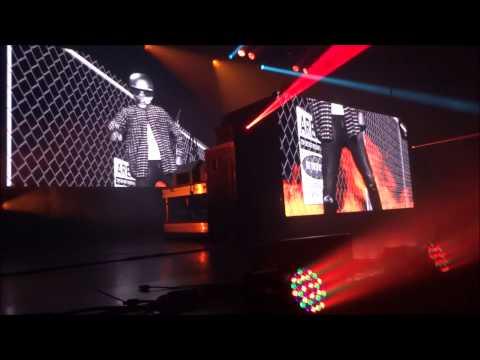SKRILLEX LIVE @ SÓNAR REYKJAVÍK 2015