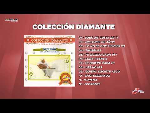 Artemio Con Sus Pies Descalzos - Colección Diamante (Álbum Completo) (2018)