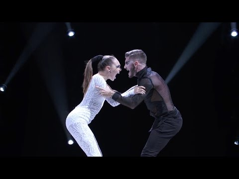 Maddie Ziegler And Travis' AMAZING Duet Performance | SYTYCD: THE NEXT GENERATION! (S13,E11) HD