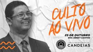 Culto Ao Vivo | 25 de outubro de 2020 - 17h