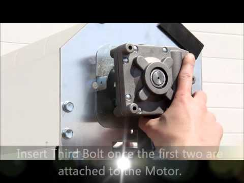 Installing a dump truck tarp motor youtube for Tarp motors for dump trucks