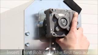 Installing a Dump Truck Tarp Motor
