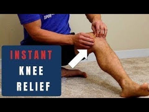 Get rid of KNEE PAIN with this SIMPLE MOVE!