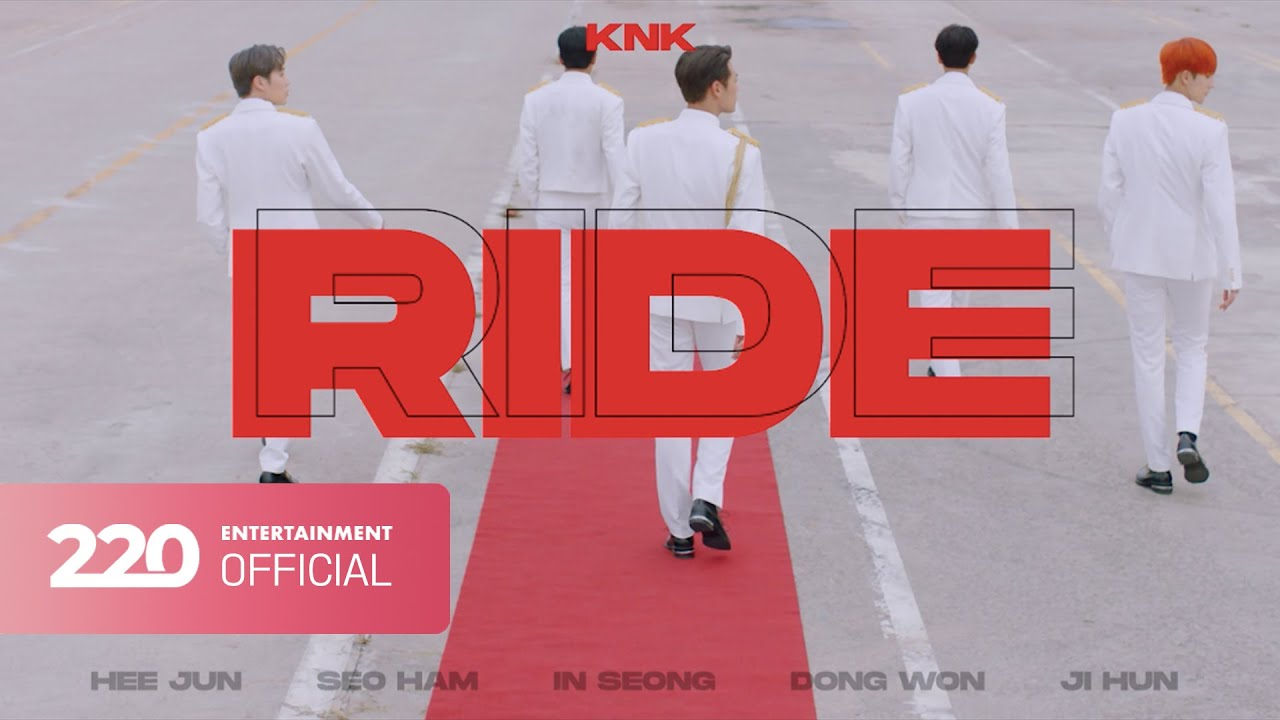 크나큰(KNK) – [RIDE] Official MV