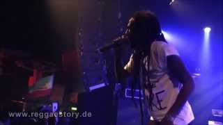 Jah Cure - 7/7 - What Will It Take My Love + Dem Nuh Build Great Man - 01.11.2014 - YAAM Berlin