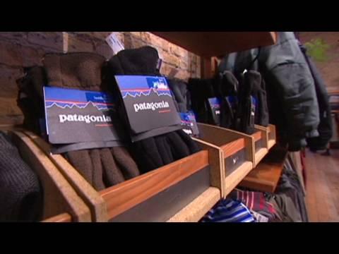 Why Patagonia went organic
