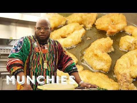 How-To: Make Shrimp Parm on Steroids with Meyhem Lauren