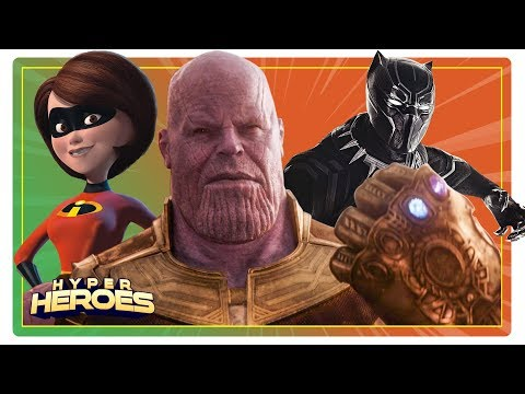 Most Anticipated Films of 2018 - Hyper Heroes