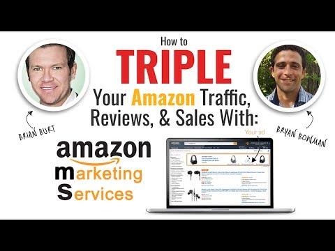 Amazon Marketing Services (AMS) Masterclass With Brian Burt & Bryan Bowman!