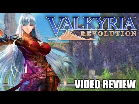 Review: Valkyria Revolution (PlayStation 4, Xbox One & PS Vita) - Defunct Games