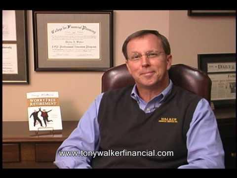 Tony Walker Financial - Top 10 Questions:  #2