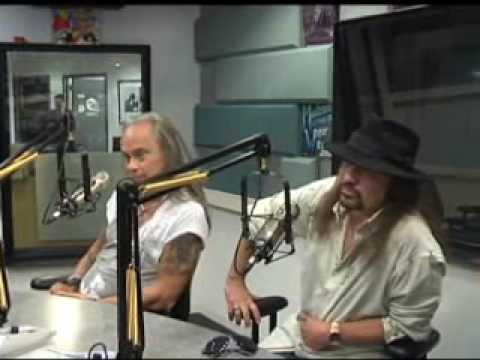 Gary Rossington and Rickey Medlocke Interview 2009-Lynyrd Skynyrd