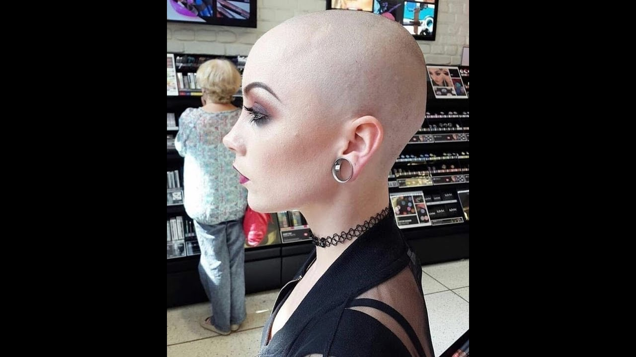 Shaved Side Of Head Designs