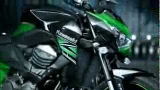 The New Kawasaki Z800 - The Undisputed Super Middleweight thumbnail