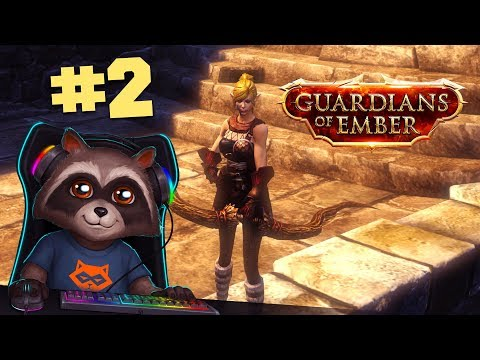 Guardians Of Ember - Качаем эльфа охотника #2