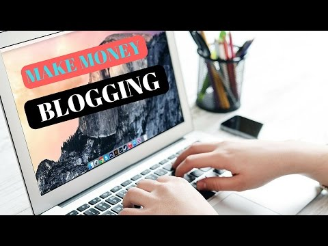Best Way To Make Money With Your Blog And Turn Your Blog Into A Full Time Income