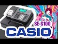 CASIO HR 100RC CALCULATOR - YouTube