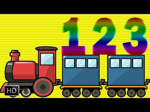 Learn Numbers For Children - Learn Numbers Songs - Learn Nursery Rhymes for Toddlers