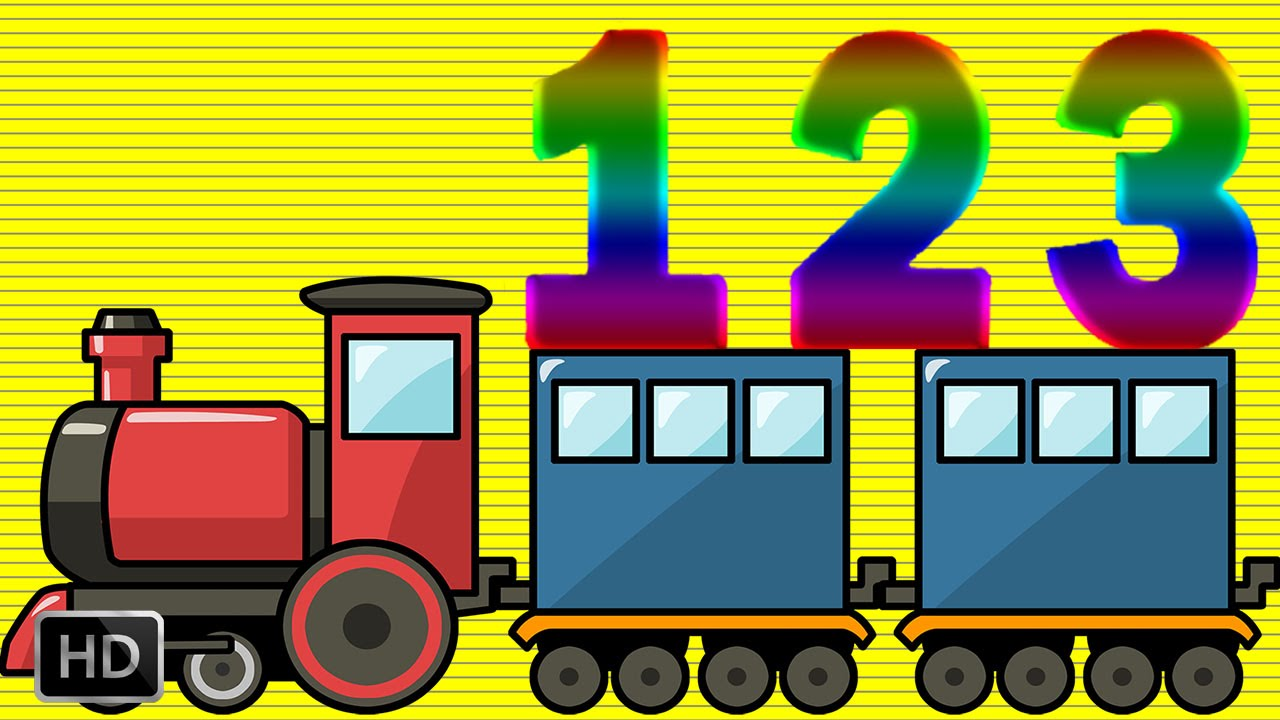 Learn Numbers For Children - Learn Numbers Songs - Learn Nursery ...