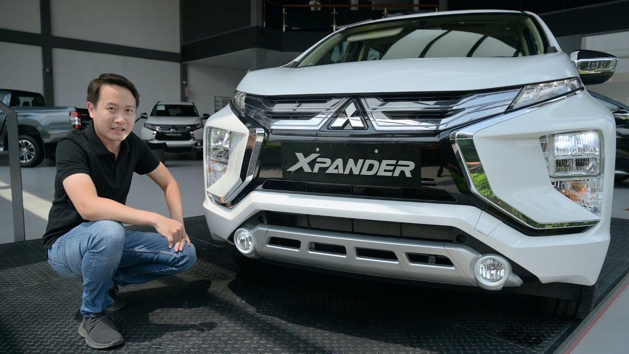 Mitsubishi Xpander 2020 Có những thay đổi gì?
