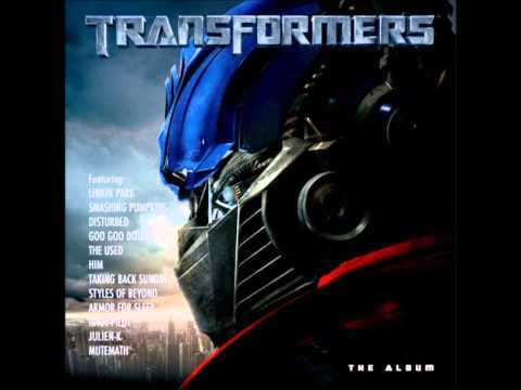 TRANSFORMERS  The Score  Arrival to Earth HQ