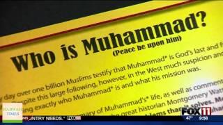 Ahmadiyya Muslim Community welcomes ad in a local city paper to counter Islamophobia