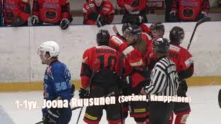 Rockets vs KuKi 31 10 2018 kooste