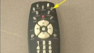 How to Program a Universal Remote Control : Universal Remote Programming of TV