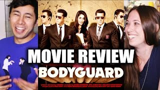 BODYGUARD | Salman Khan | Movie Review w/ Meryl Goldsmith!(JABY KOAY'S SHORT FILM PLAYLIST: https://www.youtube.com/playlist?list=PL34B19BA788E18384 Click here to subscribe and know when the next video ..., 2016-08-30T07:09:50.000Z)