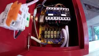 бесперебойное электроснабжение, Установка генератора с автозапуском для частного дома
