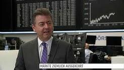 Robert Halver: Märkte ziemlich ausgekehrt