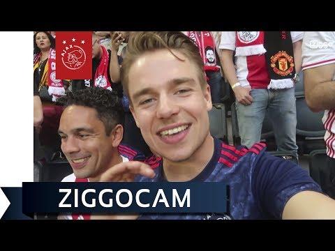 ZiggoCam in Stockholm: 'Een betere club dan deze is er niet'