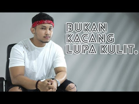 AA UTAP - BUKAN KACANG LUPA KULIT (OFFICIAL DISS TRACK VIDEO)