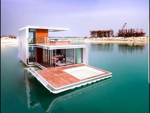Underwater Villa sinks Dubai- Burj Al Arab