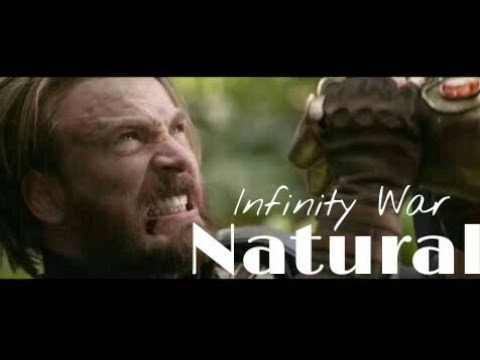 Avengers- Infinity war (Natural by Imagine Dragons)
