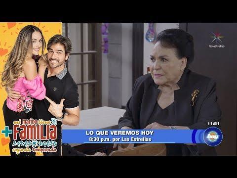 Mi marido tiene más familia | Avance 30 de agosto | Hoy - Televisa