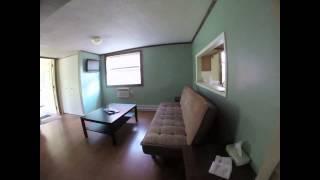 Big Cabin For Rent in Wisconsin Dells at Summer Breeze Resort