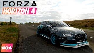 Forza Horizon 4 | #04 | AUDI RS6 AVANT | PC |