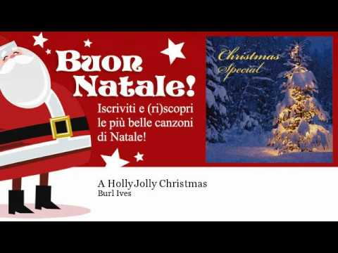 Burl Ives - A Holly Jolly Christmas