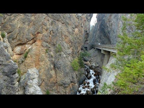 Radium Hot Springs - British Columbia - Canada