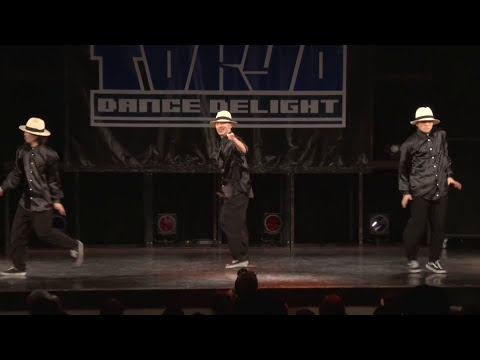 GDS_TOKYO DANCE DELIGHT VOL.18 2nd PLACE_2016.12.4