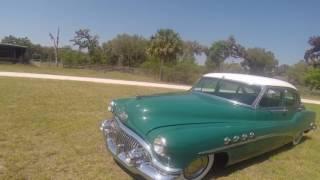 1951 Buick RoadMaster - SOLD