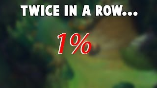 When 1% Crit Happens TWICE in a ROW... | Funny LoL Series #79