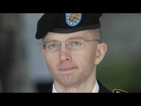 WikiLeaks source Chelsea Manning walks free after seven years in prison
