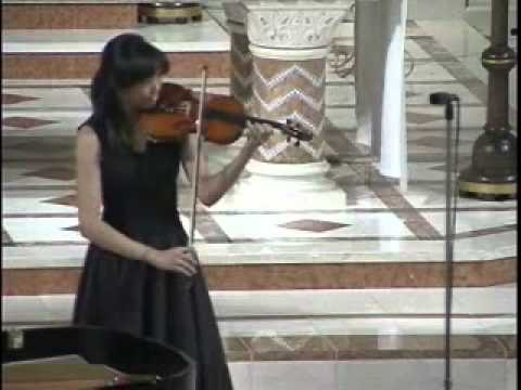 Beethoven Violin Sonata No. 7 by Nancy Zhou