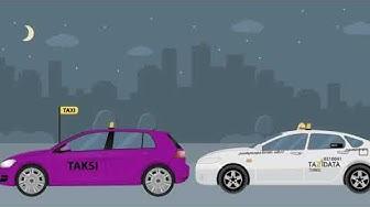 Lounais-Suomen Taxidatan turvallisuusvideo 2019