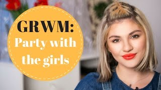 GRWM || Tutorial de machiaj de petrecere | Laura Musuroaea